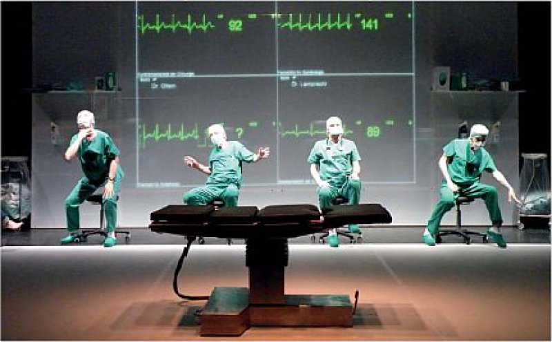 Fotos: Theater Operation