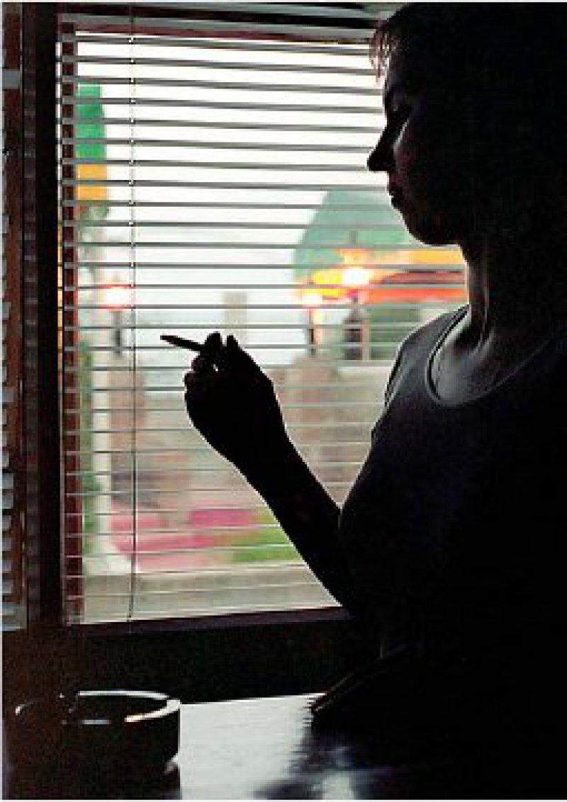Der Anteil der Raucher ist bei schizophren Erkrankten mindest doppelt so hoch wie in der Allgemeinbevölkerung. Foto: iStockphoto