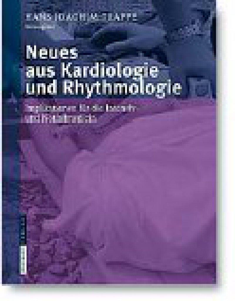 Hans-Joachim Trappe (Hrsg.): Neues aus Kardiologie und Rhythmologie. Implikationen für die Intensiv- und Notfallmedizin. Steinkopff, Heidelberg 2009, 106 Seiten, kartoniert, 24,95 Euro