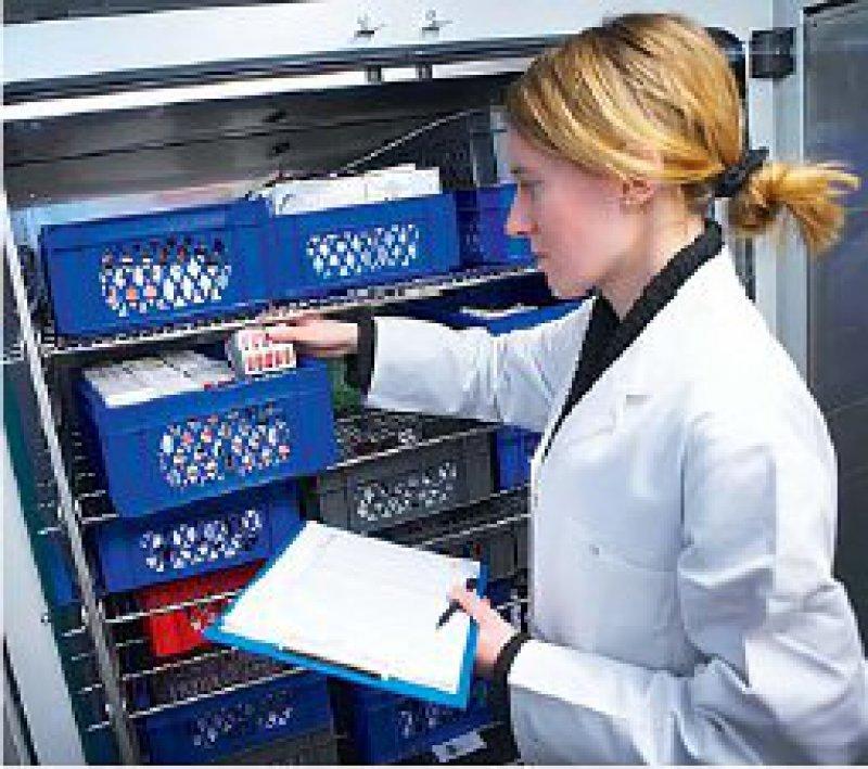 13 Arzneimittel im Durchschnitt erhält ein Intensivpatient pro Kliniktag. Elektronische Verordnungsplattformen helfen dabei, die Wechselwirkungen zu erkennen. Foto: Binder GmbH