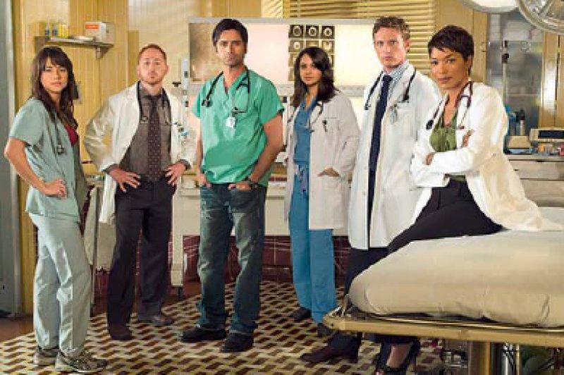 """Die US-amerikanische Serie """"Emergency Room"""" spielte vorwiegend in der Notaufnahme eines fiktiven Chicagoer Lehrkrankenhauses. Foto: Warner Bros. Television"""