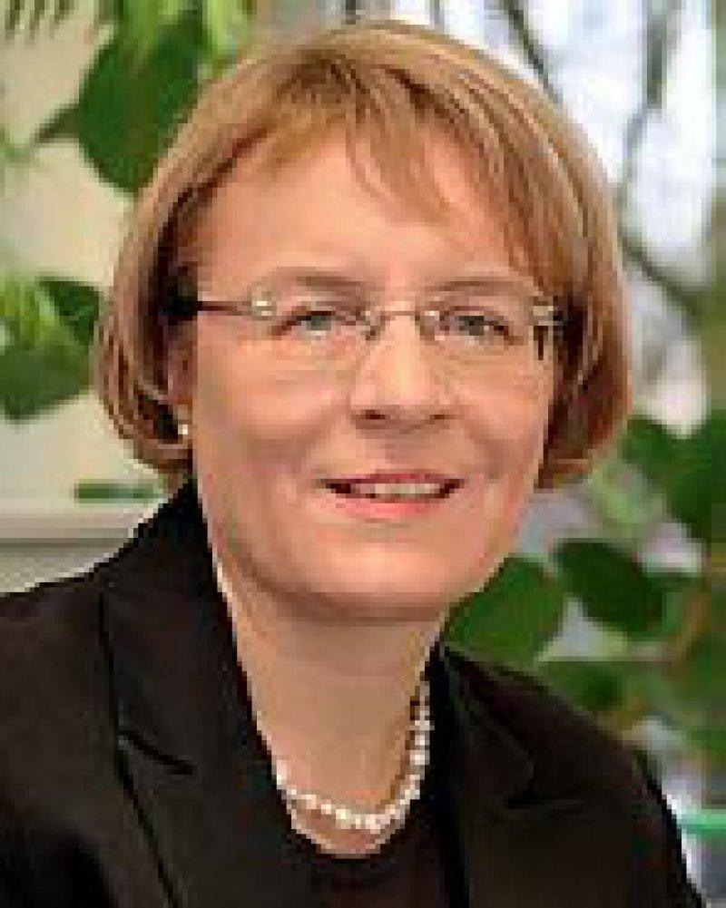 Gisela Klinkhammer Chefin vom Dienst Text