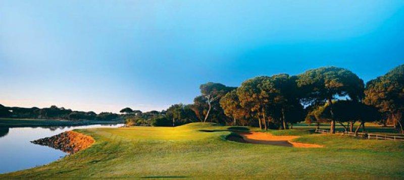 Erfordert sehr gute Taktik und Präzision: der Quinta-da-Marinha-Golfplatz. Foto: Angelika Lerche