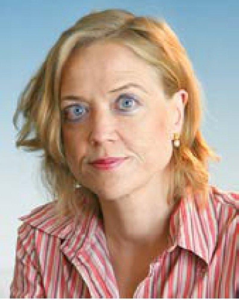 Heike Krüger-Brand, Redakteurin für Gesundheits- und Sozialpolitik