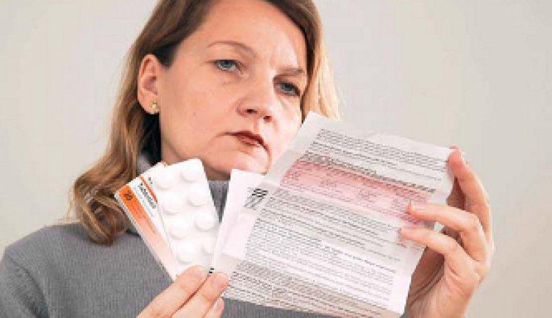 Auch Seh - behinderte können die Gebrauchsinformationen von Arzneimitteln jetzt online abrufen. Foto: Keystone