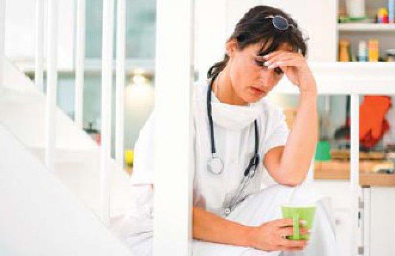 Das Burn-out-Syndrom scheint immer häufiger aufzutreten. Foto: iStockphoto