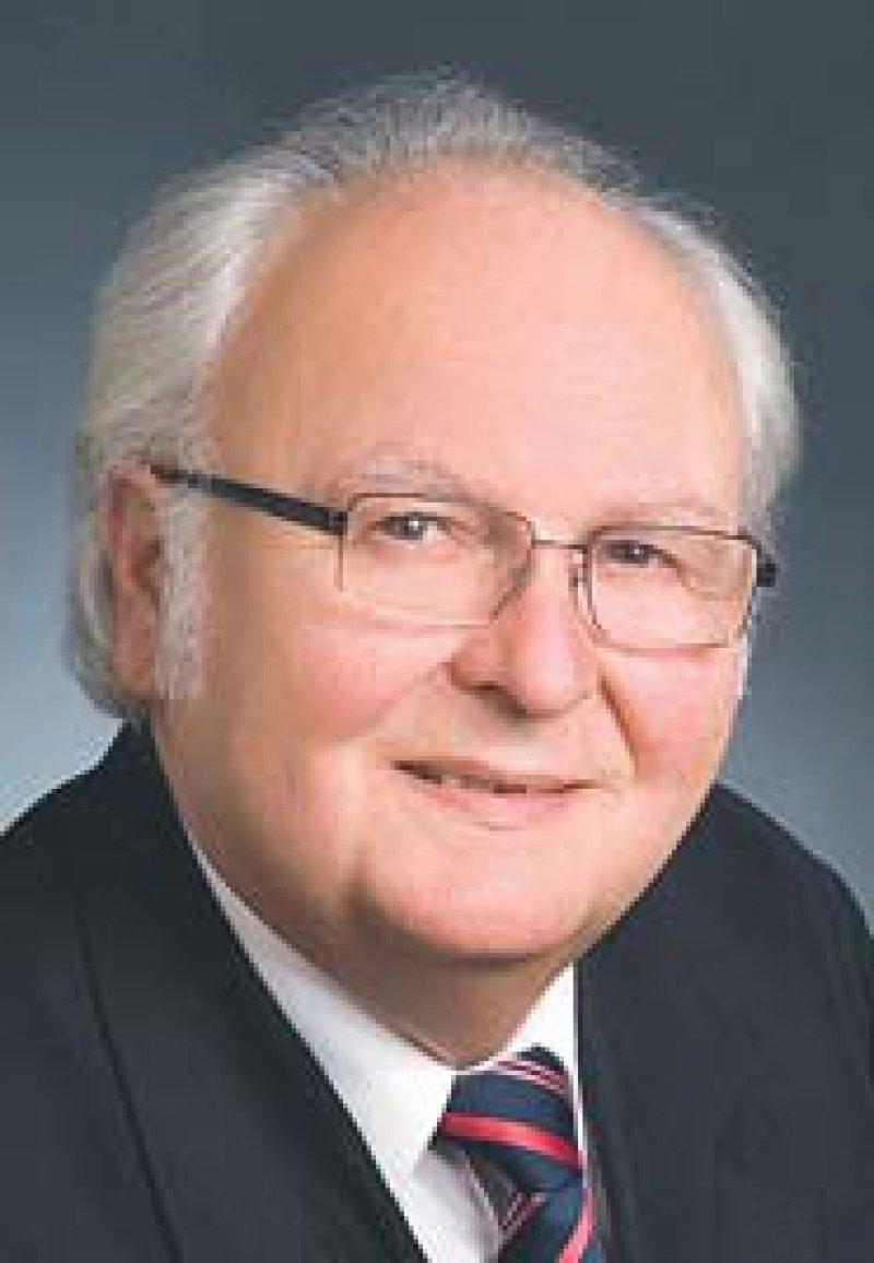 Hans Hellmut Koch. Foto: BLÄK