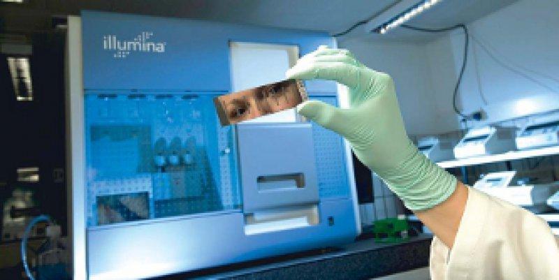 Molekularpathologie: Aus der onkologischen Diagnostik und Therapie nicht mehr wegzudenken. Foto: vario-images