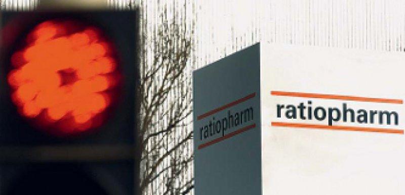 Stopp – Die Firma Ratiopharm geriet ins Visier der Ermittler, weil Außendienstmitarbeiter Ärzte bestochen haben sollen. Die Fälle beziehen sich auf die Zeit vor 2005. Foto: dpa