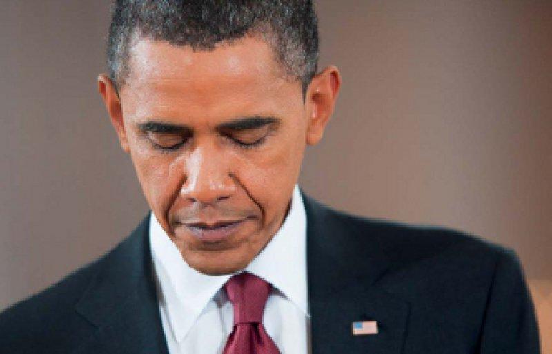 Nach der Wahlniederlage: Barack Obama hat hart für seine Gesundheitsreform gekämpft. Nun wird er Zugeständnisse machen müssen. Foto: action press
