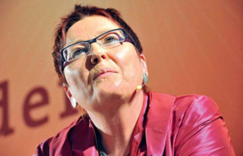 """""""Wir wollen keinen Lobbyismus durch die Hintertür."""" Karin Jöns, ehemalige SPD-Europaabgeordnete. Foto: dpa"""