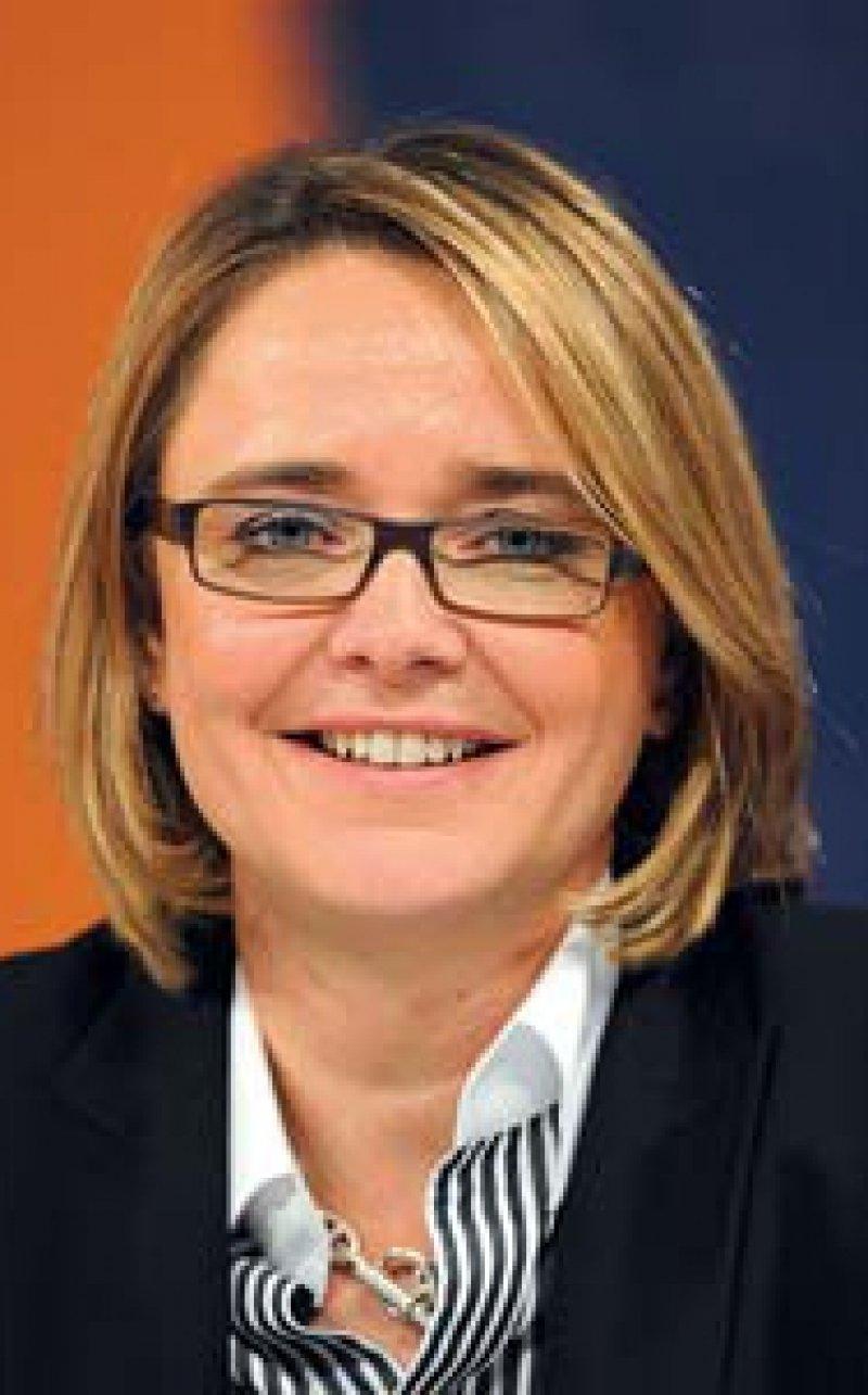 Hatte zum runden Tisch eingeladen: Staatssekretärin Annette Widmann- Mauz (CDU). Foto: dpa