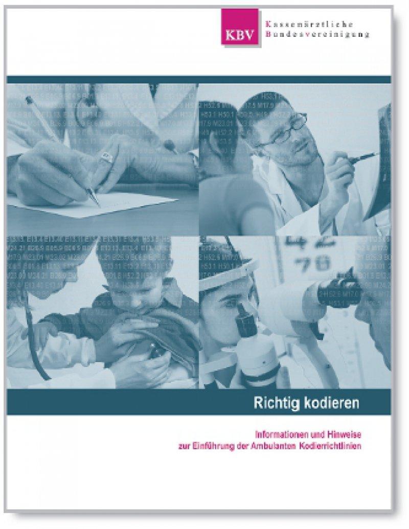 Die Informationsbroschüre liegt einer Teilauflage dieser Ausgabe bei. Sie kann darüber hinaus von der Homepage der KBV heruntergeladen werden (www.kbv. de).