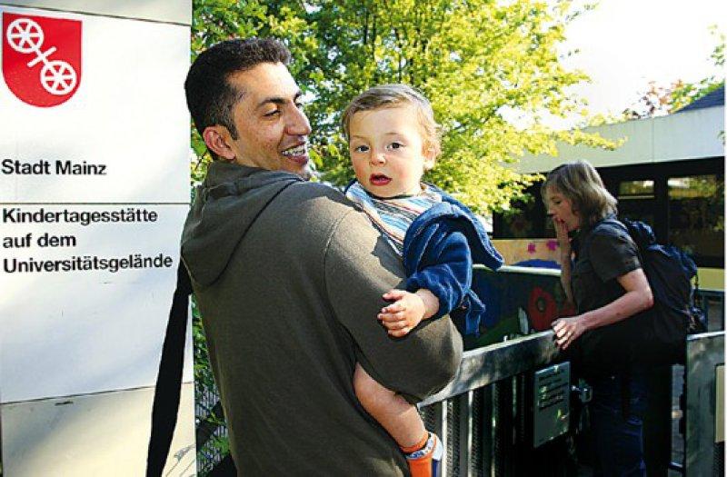 Mehr als hundert Kliniken bieten Tagesstätten für die Kinder ihrer Mitarbeiter an. Foto: ddp