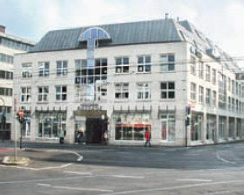 MVZ Friedensplatz: Mitten in der Bonner City finden Patienten zehn Fachgebiete unter einem Dach.