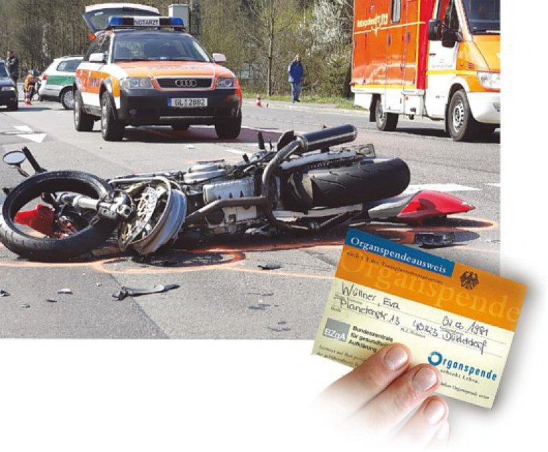 In Deutschland besitzen lediglich zwölf Prozent der Bevölkerung einen Organspendeausweis. Foto: vario images/ddp [m]