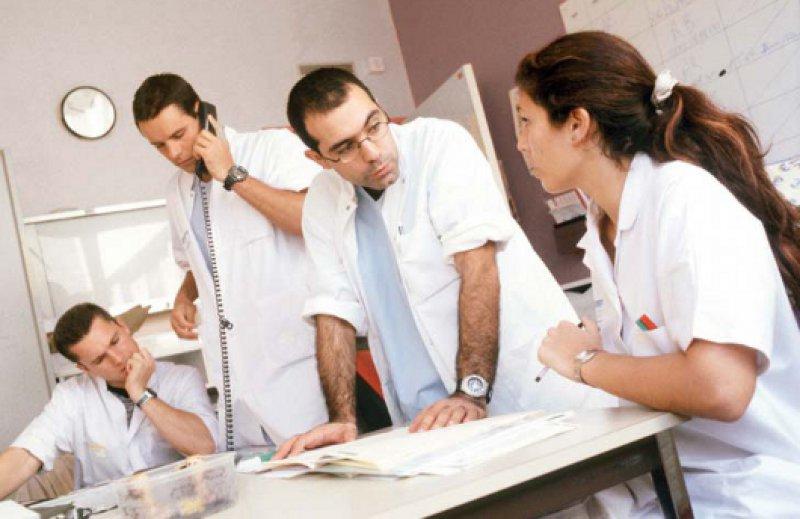 Gute Kommunikation spielt für die Patientensicherheit eine wesentliche Rolle. Foto: Your Photo Today