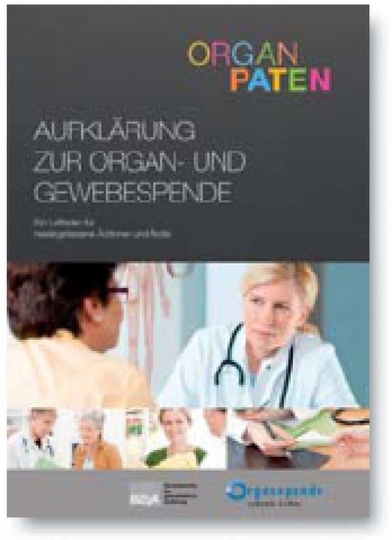 Auf www.organspende-info.de kann man das Infomaterial kostenlos bestellen.