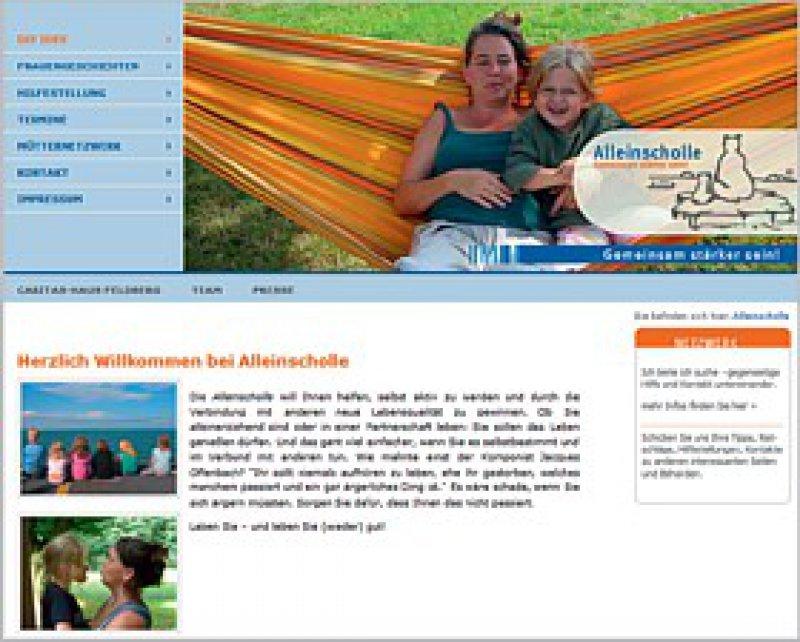 www.alleinscholle.de