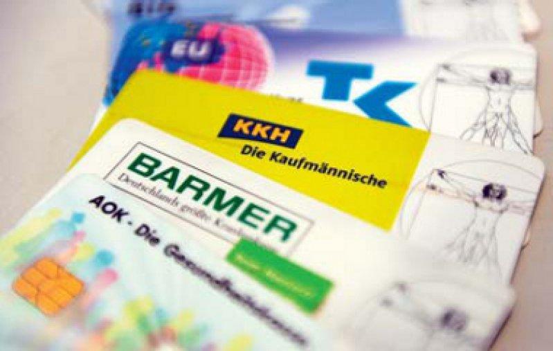 Die Pflicht zur Krankenversicherung wurde in Deutschland 2009 eingeführt. Foto: dpa