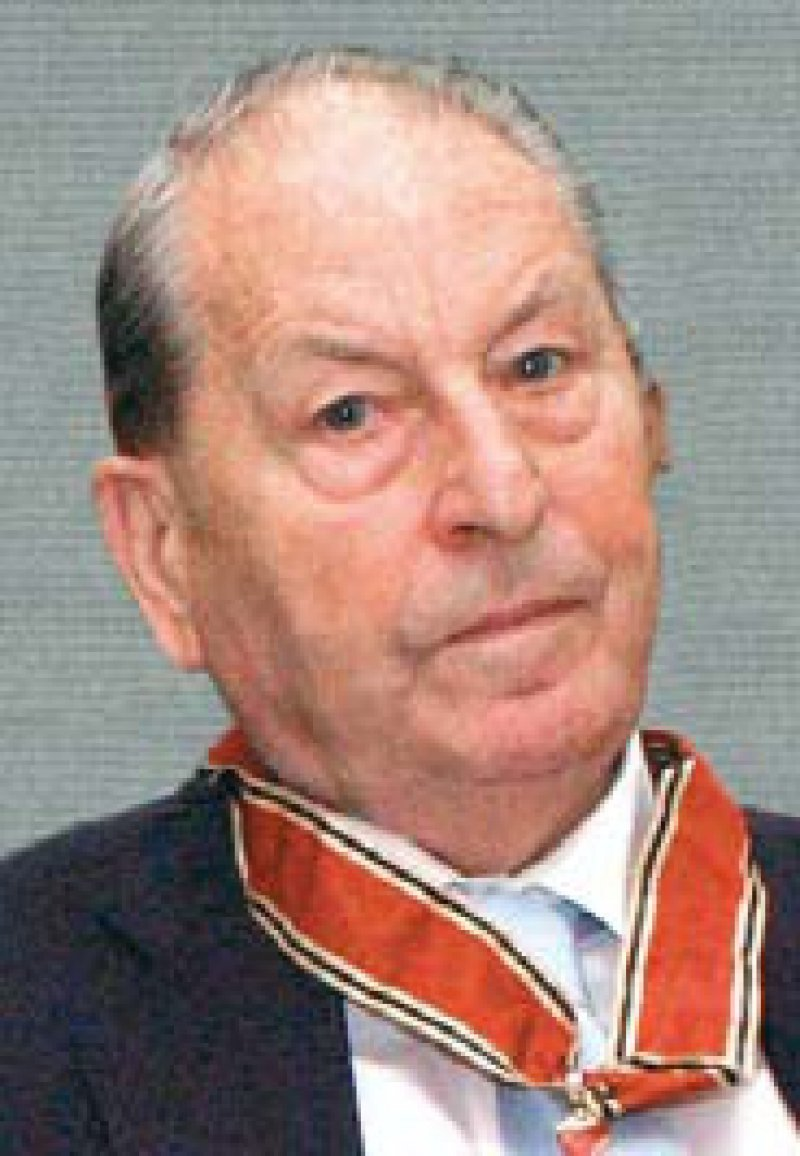 Horst Joachim Rheindorf, Foto: Michael Popovic/LAEKH