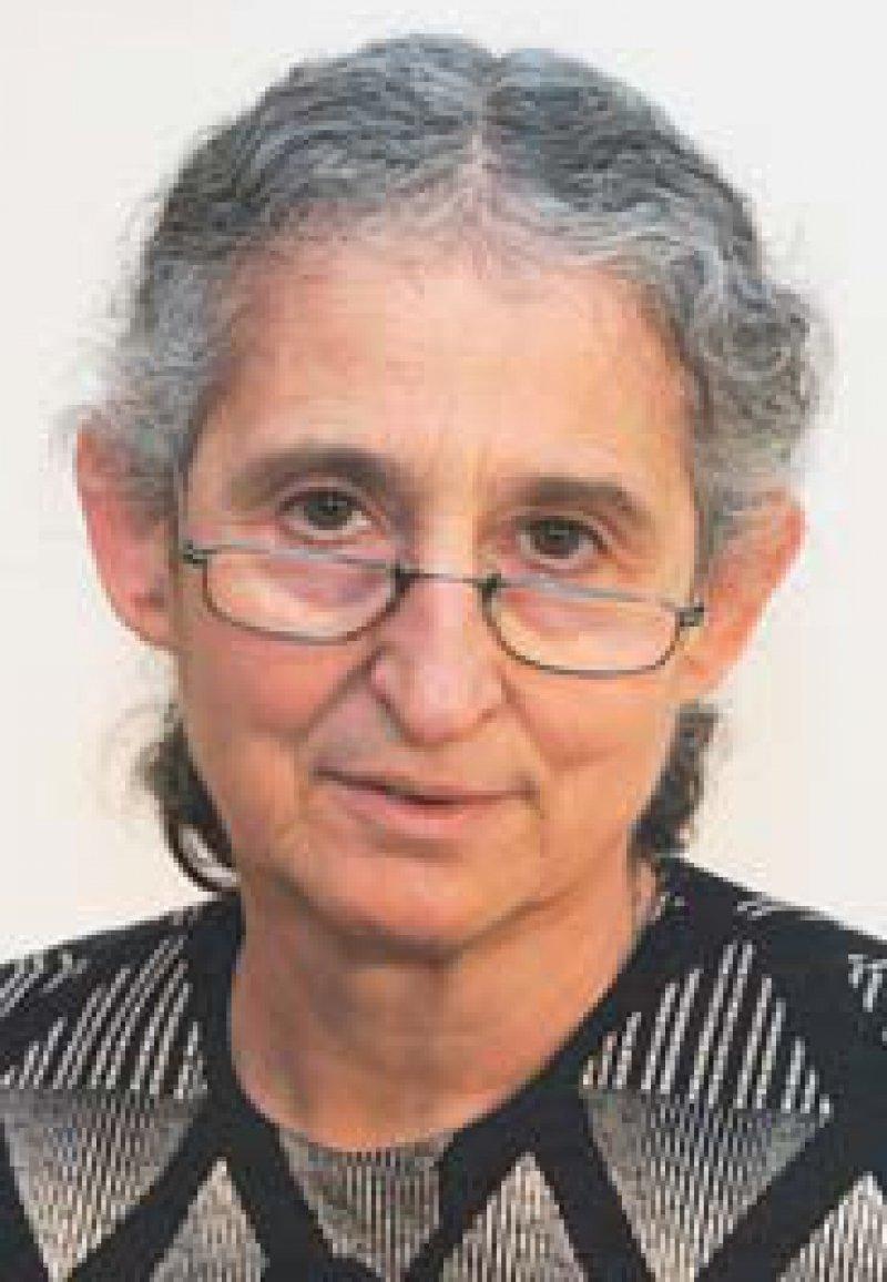 Eleftheria Lehmann, Foto: Land NRW