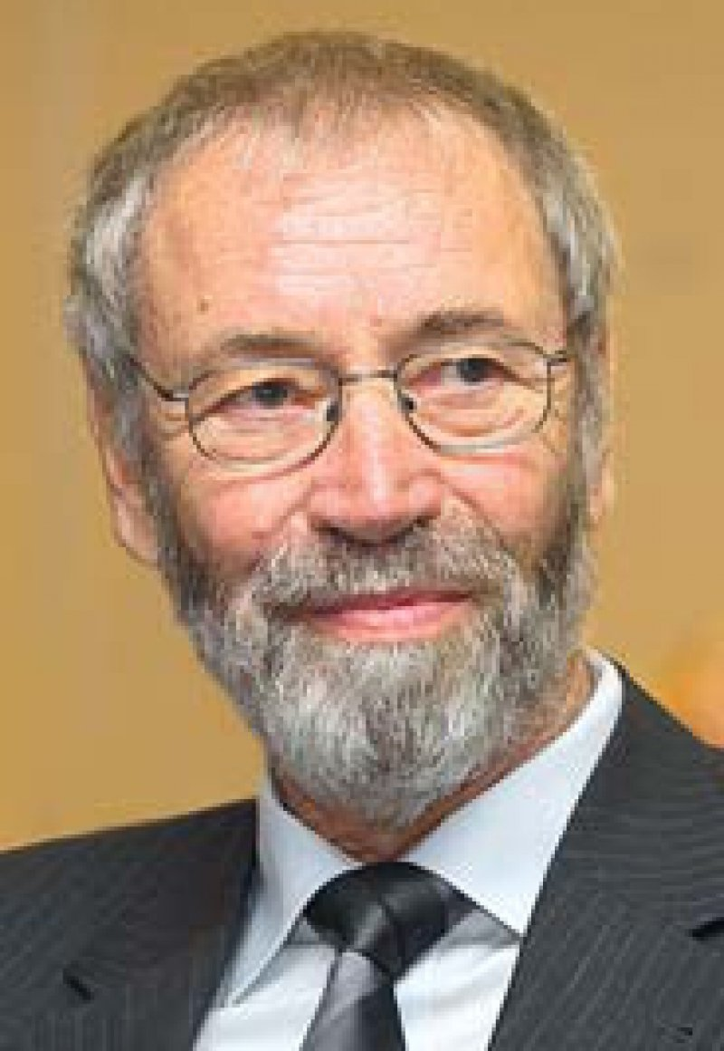 Dietmar Schulte, Foto: Bundespsychotherapeutenkammer