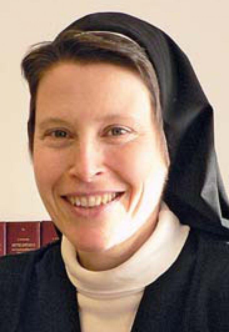 Schwester Josefa Strunk, Foto: privat