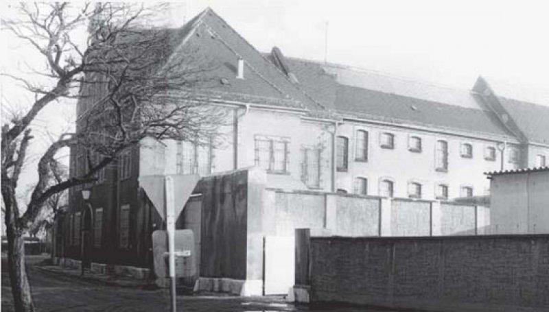 """Der Geschlossene Jugendwerkhof Torgau – zu DDR-Zeiten eines von 474 """"Spezialheimen"""" für Minderjährige. Foto: dapd"""