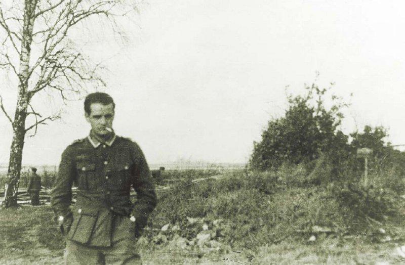 Hans Scholl war Medizinstudent. Er wurde als Sanitätssoldat an der Ostfront eingesetzt. Foto: Gedenkstätte Deutscher Widerstand