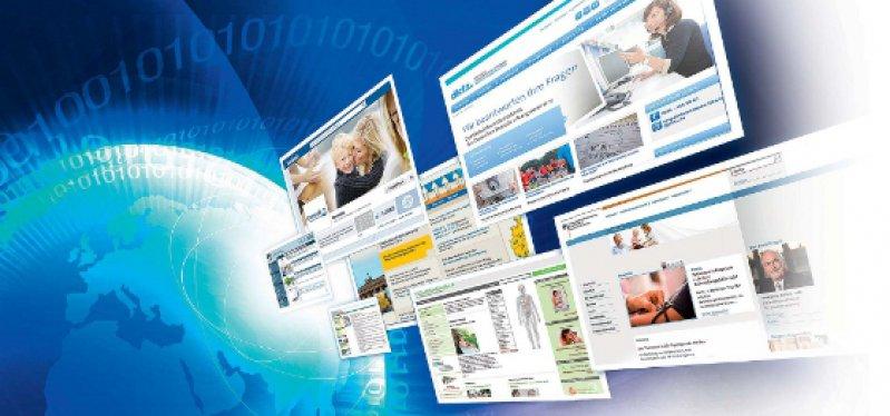 Bei der Suche nach guten Gesundheitsinformationen im Web geben formale und inhaltliche Qualitätskriterien Anhaltspunkte für die Einschätzung. Foto: Fotolia/Julien Eichinger [m]