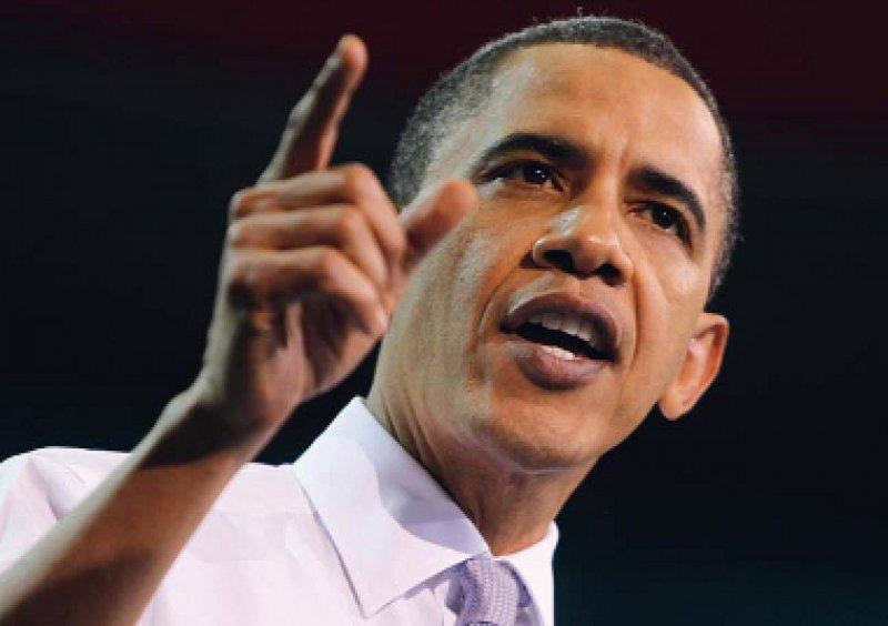 Streiter für die Gesundheitsreform: Gegen massiven Widerstand hat Präsident Obama eine Versicherungspflicht durchgesetzt. Foto: dapd
