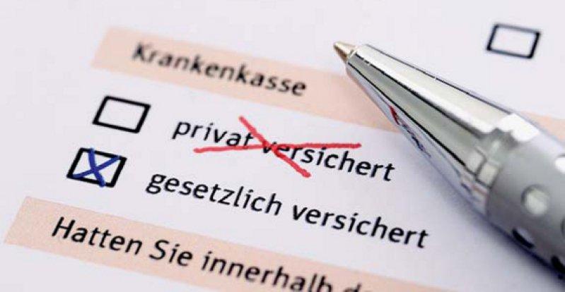 In der gesetzlichen Krankenkasse erhoffen sich Wechselwillige niedrigere Beiträge. Foto: picture alliance