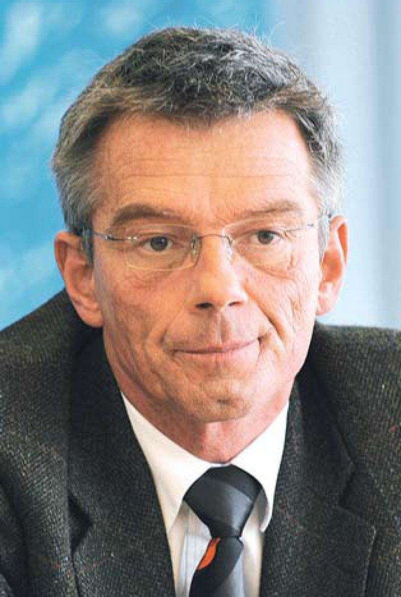 Josef Hecken, von 2004–2008 Gesundheitsminister im Saarland, von 2008–2009 Präsident des Bundesversicherungsamtes, seitdem Staatssekretär in Berlin. Foto: dpa