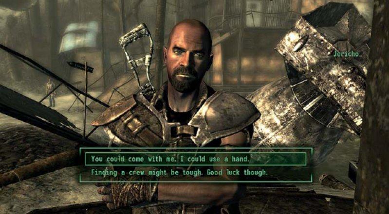 """In """"Fallout 3"""", das in der fiktiven Unterwasserstadt Rapture spielt, geht es unter anderem um Genmanipulation sowie technisches und medizinisches Enhancement. Foto: Bethesda Software"""