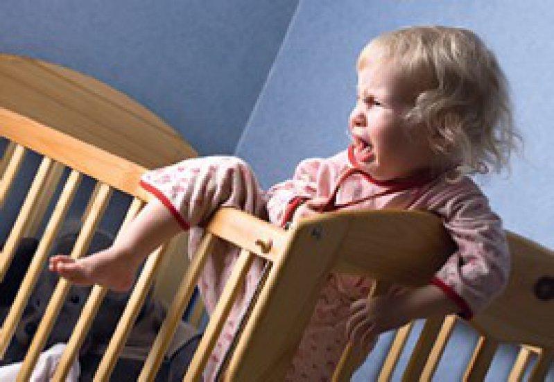 Das Kinderschlafteam der Universität Würzburg bietet ein spezielles Trainingsprogramm für Kleinkinder ab sechs Monate und ihre Eltern an. Foto: Fotolia