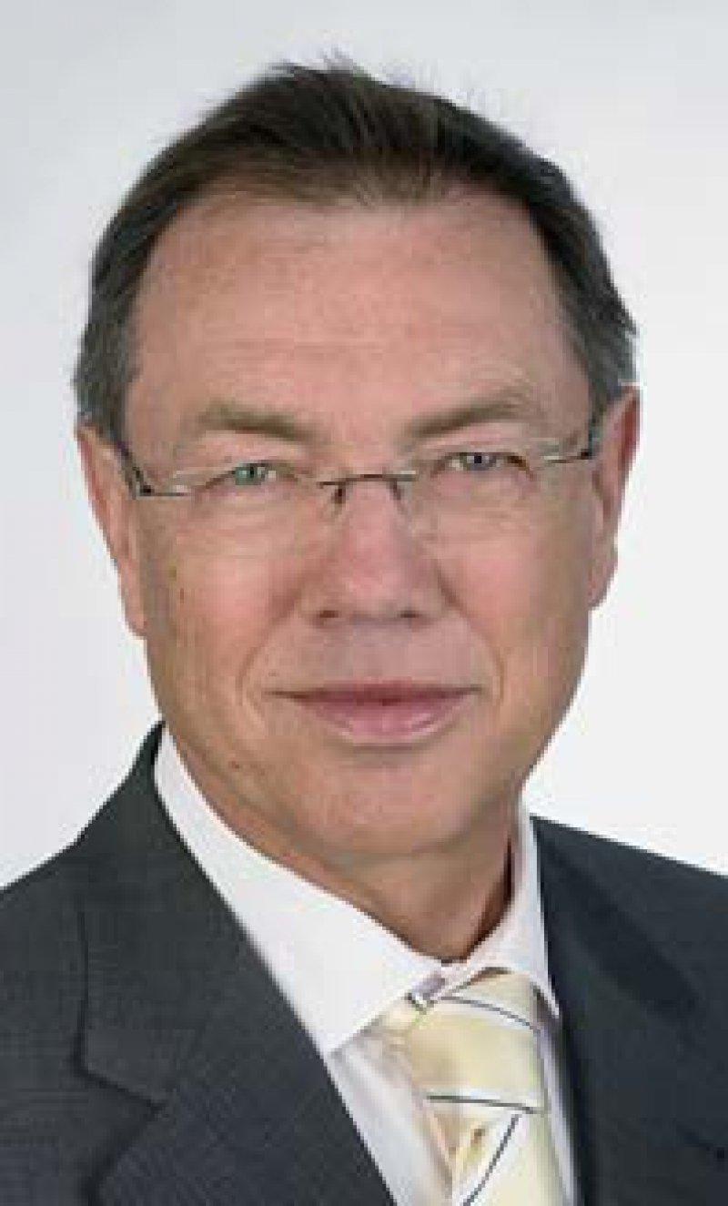 Maximilian Gaßner, Präsident der Bundesversicherungsamtes. Foto: dpa