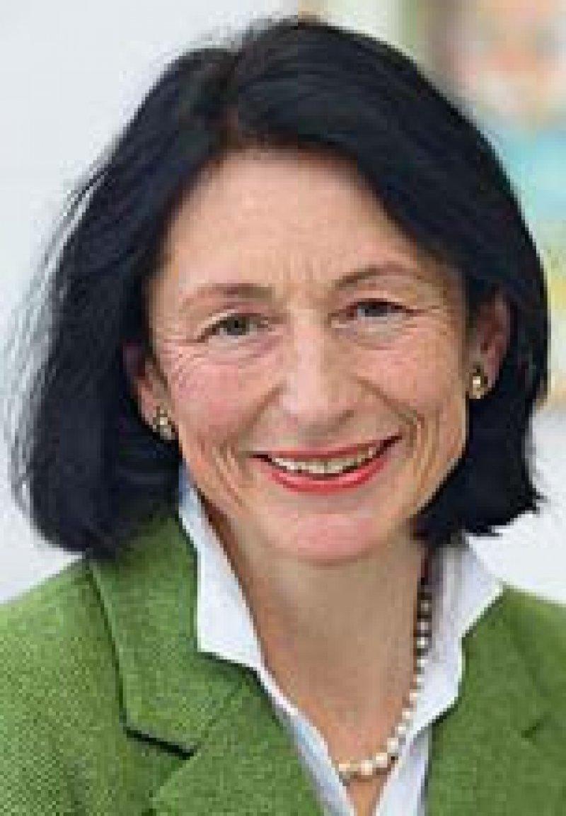 Hedwig Roggendorf, Foto: Deutsche Ärzteversicherung