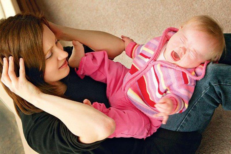 Regulationsstörungen können Eltern an den Rand der Verzweiflung bringen. Foto: picture alliance