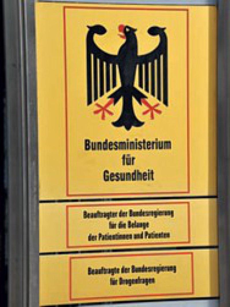 Der Kernetat des BMG beträgt auch in diesem Jahr wieder circa 500 Millionen Euro. Foto: picture alliance
