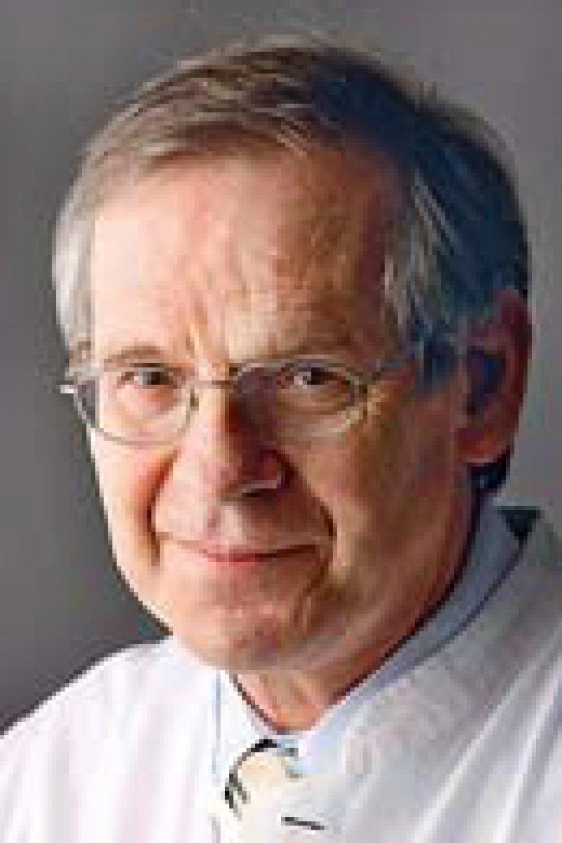 Günther Deuschl, Foto: uksh