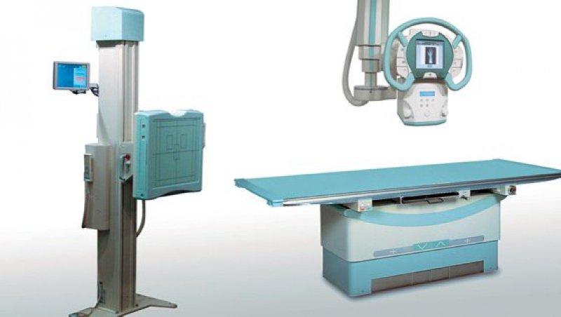 Digitales System für die allgemeine Radiographie Foto: Shimadzu