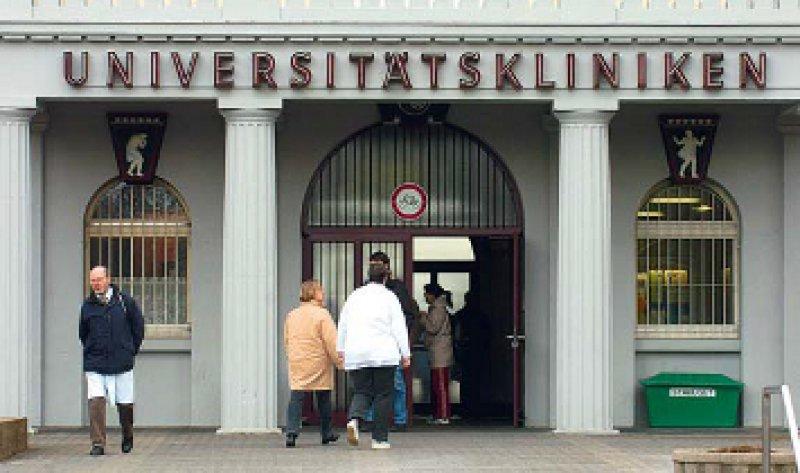 Finanzielle Schieflage: Die Mainzer Uniklinik verzeichnete 2012 ein Millionendefizit. Foto: dpa