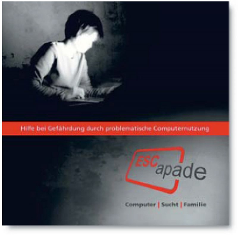 Hilfsangebot: Das 2010 gestartete Modellprojekt ESCapade (www.escapade-projekt.de) ist ein familienorientiertes Interventionsprogramm für Jugendliche mit problematischer Computernutzung.