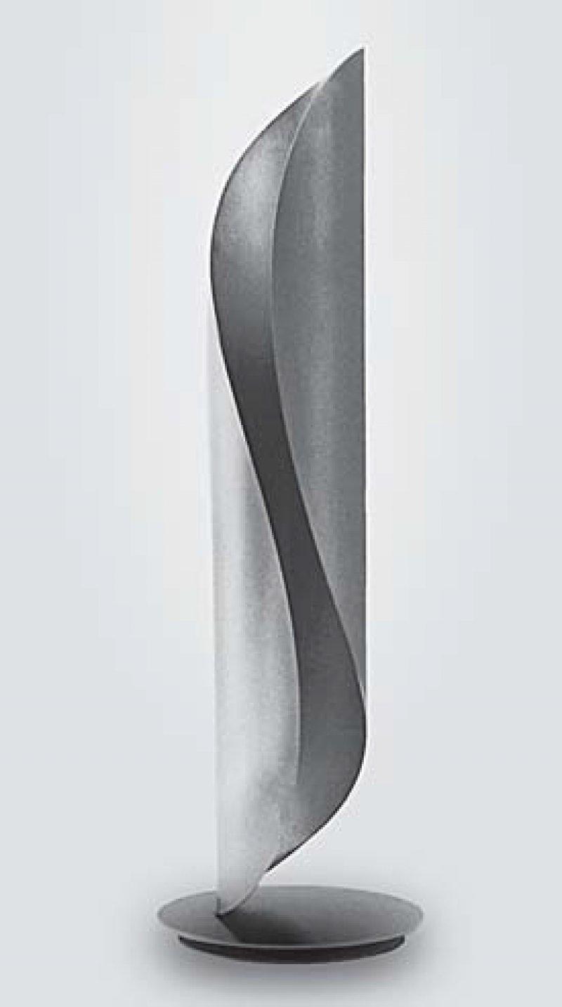 Roland Phleps: Aphrodite, 1998, V2A-Stahl, Höhe = 120 cm, Fotos: Stiftung für Konkrete Kunst Roland Phleps
