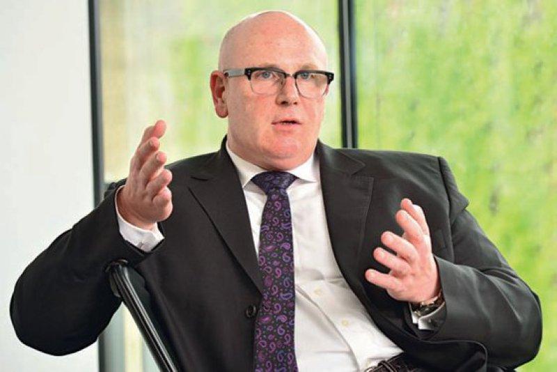 Andreas Köhler ist seit Januar 2005 hauptamtlicher Vorstandsvorsitzender der Kassenärztlichen Bundesvereinigung. Foto: Georg J. Lopata