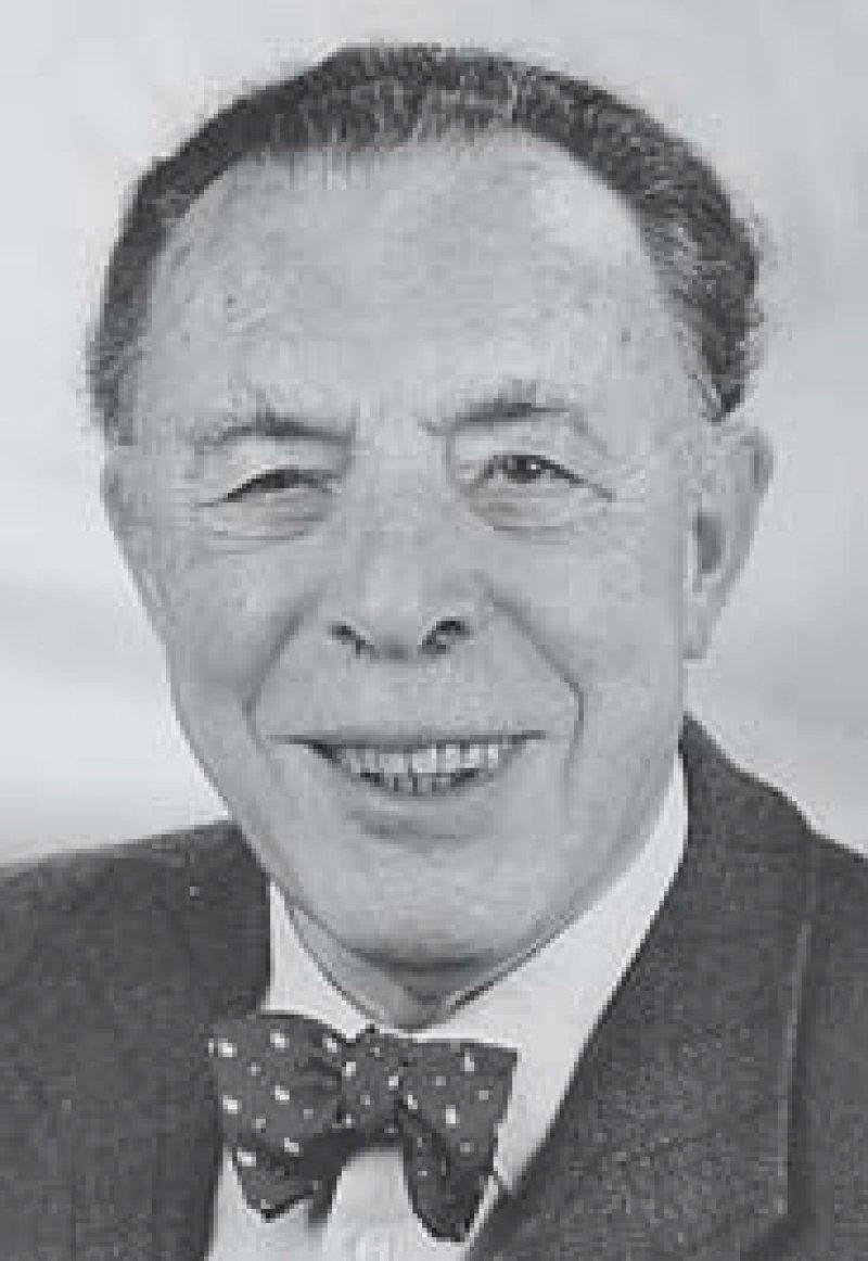 Kurt-Alphons Jochheim, Foto: Archiv