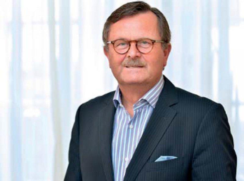 """""""Eine staatliche Einheitsversicherung löst kein einziges Problem – im Gegenteil."""" Frank Ulrich Montgomery, BÄK-Präsident. Foto: Georg J. Lopata"""