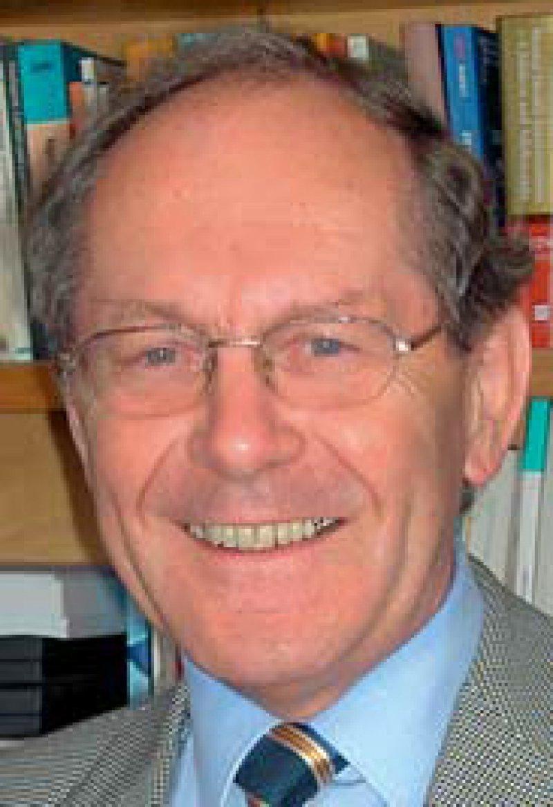 Helmut Remschmidt, Foto: Archiv, DÄ