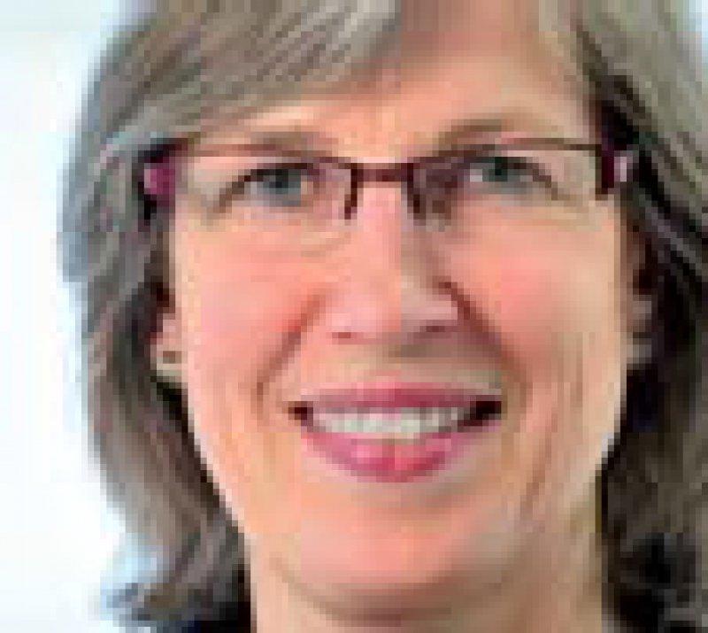 Sabine Rieser, Leiterin der Berliner DÄ-Redaktion
